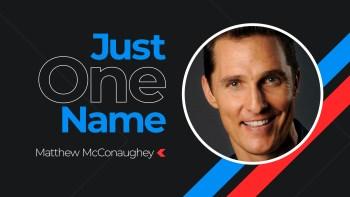 McConaughey Texas Politics