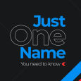 just one name
