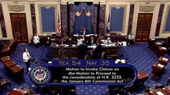 filibuster Capitol riot