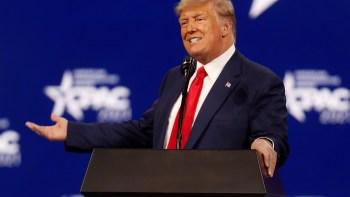 A Trump comeback bid