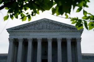 Supreme Court Military Draft