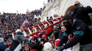 Senate investigation missteps Capitol
