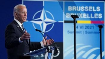 Biden Putin worthy adversary