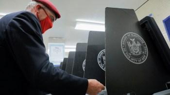 voting bill rejected Senate