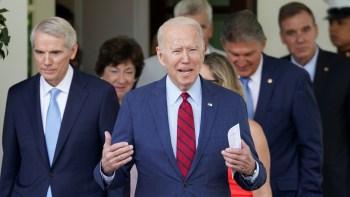 Biden deal infrastructure plan