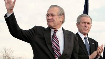 rumsfeld dead
