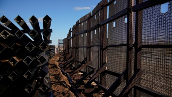 border wall original purpose