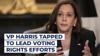 Biden Harris Voting Rights