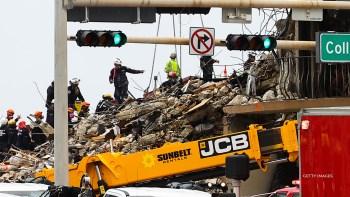 death toll surfside rubble