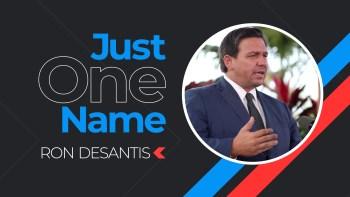DeSantis Trumpism heir