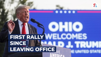Trump Rally Re-election