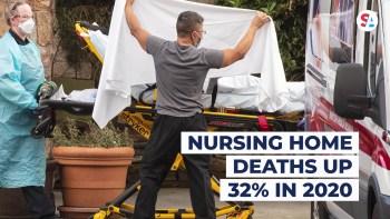 nursing home deaths pandemic