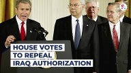 House repeal Iraq authorization