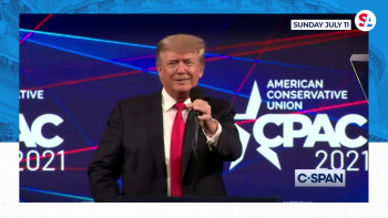 Trump CPAC Straw Poll Reelection