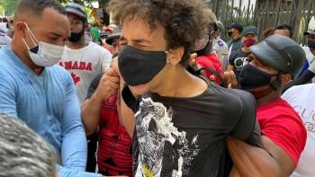 Biden Cuba protests