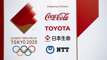 Top Olympic sponsor Tokyo