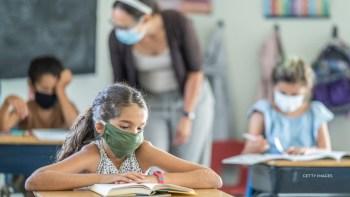 masks students teachers schools