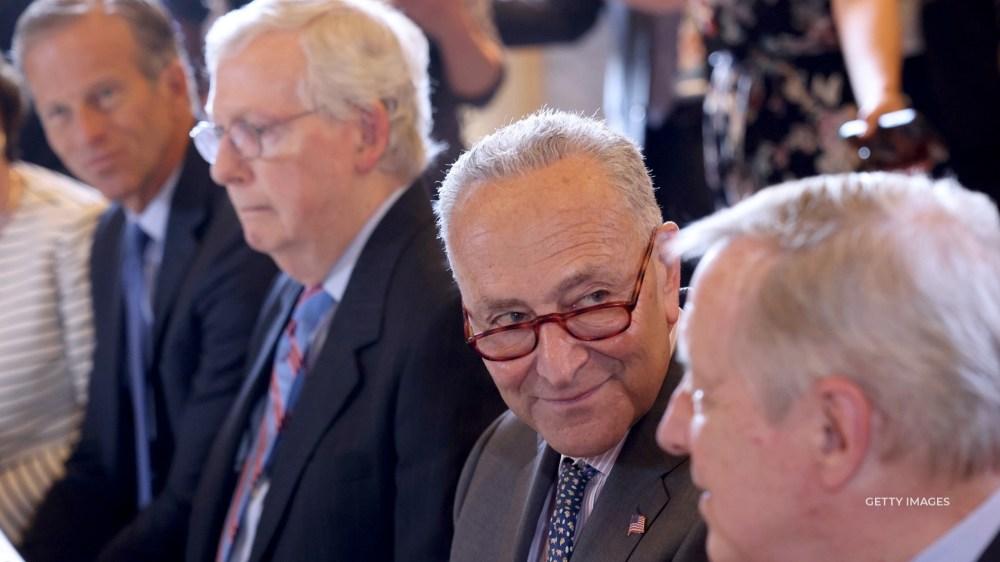 Senators infrastructure deal