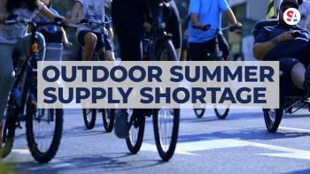 summer supply shortage