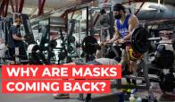masks coming back
