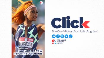 richardson fail drug olympic