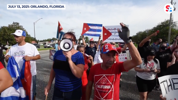 Protests Cuban government States
