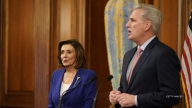 Pelosi McCarthy Capitol riot