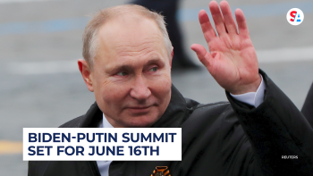 Biden Putin meet first time