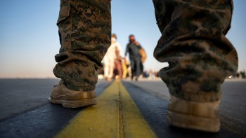 Secret trip afghanistan