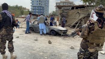 Kabul rocket fire