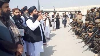 Taliban war