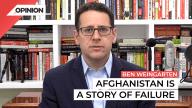 Afghanistan withdrawal disaster
