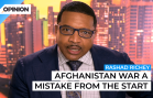 Afghanistan war mistake