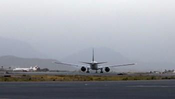Kabul departure