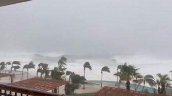 Hurricane Mexico