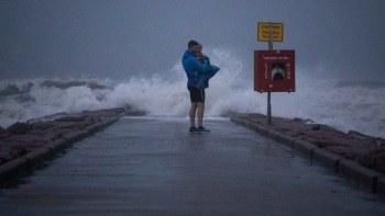 hurricane Nicholas Texas