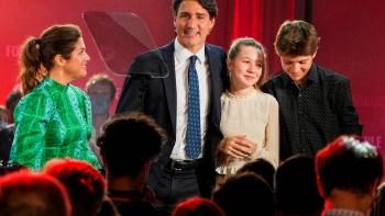 Trudeau Canada election