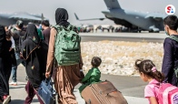 migration afghan refugee Mexico