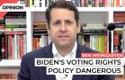 Biden Voting rights Dangerous