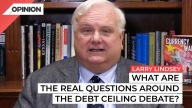 Larry Lindsey discusses the debt ceiling
