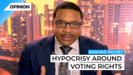 GOP voting rights laws hypocritical