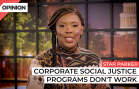 Star Parker on Corporate Social Justice Programs