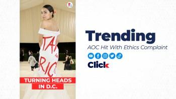 AOC met gala ethics