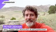 Zeihan on China and Afghanistan