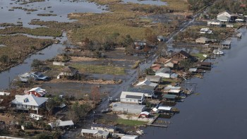 The First Street Foundation released a flooding risk report.