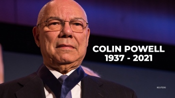 Fully-vaccinated former Secretary of State Colin Powell, 84, died of COVID complications while battling Parkinson's disease.