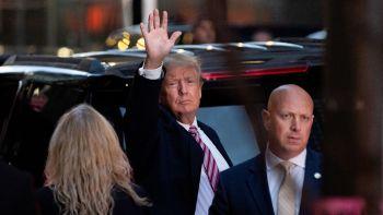 Trump sues over Jan. 6 documents ahead of Bannon contempt vote.