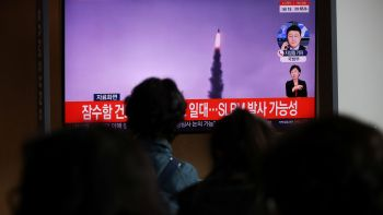 North Korea fired at least one ballistic missile Tuesday