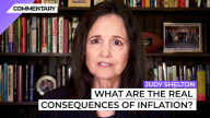 Judy Shelton on Inflation Consequences